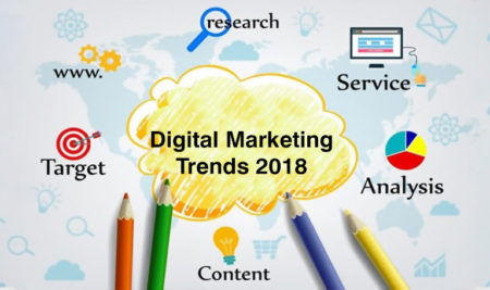 Top 10 Changes in Digital Marketing in 2018