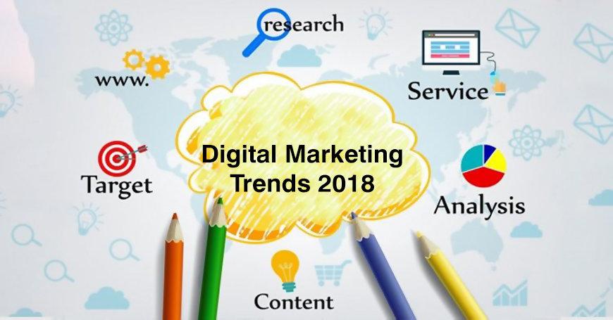 Digital Marketing in 2018