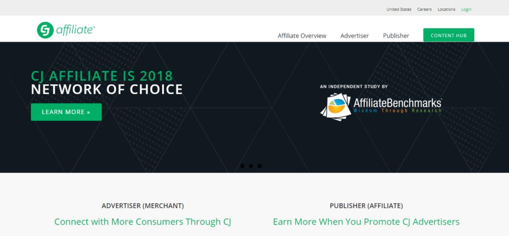 cj affiliate Platform