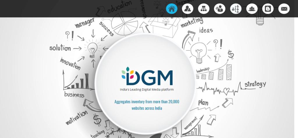 dgm-india affiliate Platform