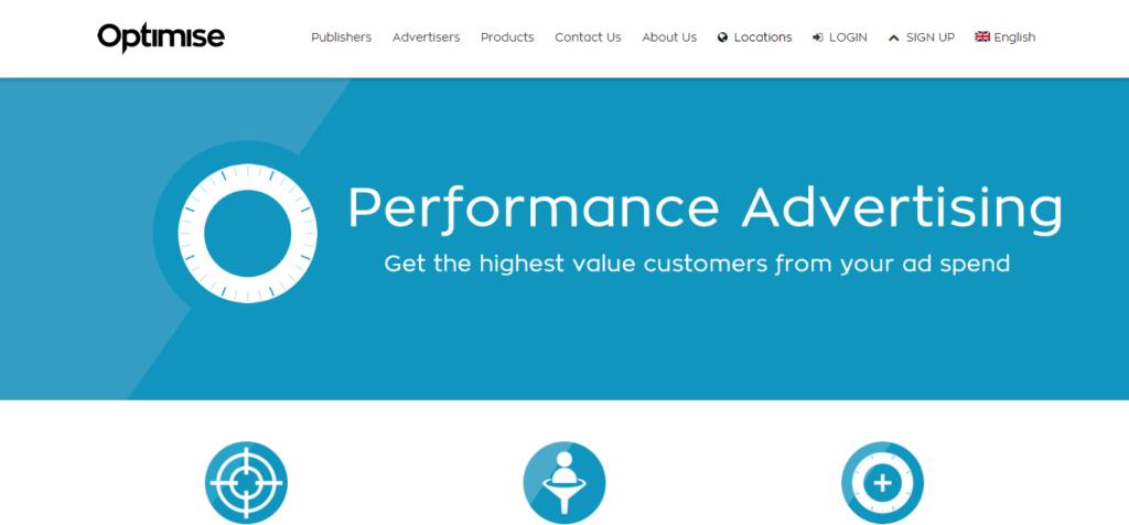 optimise affiliate Platform