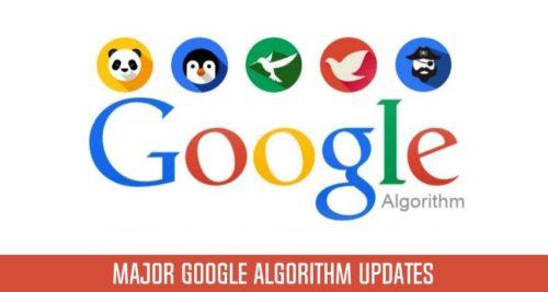 8 Major Google Algorithm Updates & Changes Explained